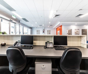 reception_desk_medical_practice_build_firm_newcastle_nsw