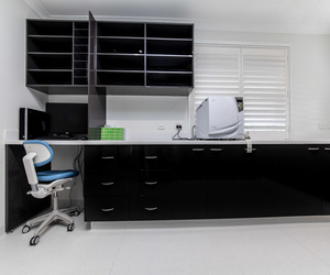 Smile-Visions-Dental-Fitout-Build-Surgery-refurbishment-new-practice-sydney-cassins-shelving-storage-steri