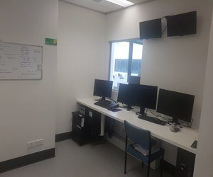 SPECT CT Reporting Room I-MED Prince of Wales Hospital Randwick