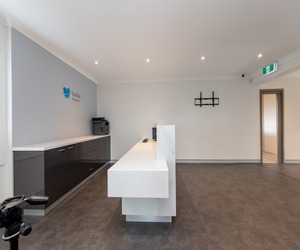 Smile-Visions-Dental-Fitout-Build-Surgery-refurbishment-new-practice-sydney-cassins-reception-desk